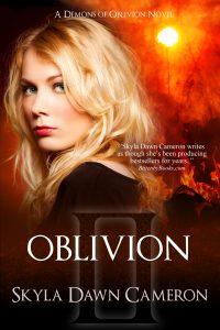 Oblivion-kindle